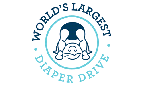 World's Largest Diaper Drive on May 1